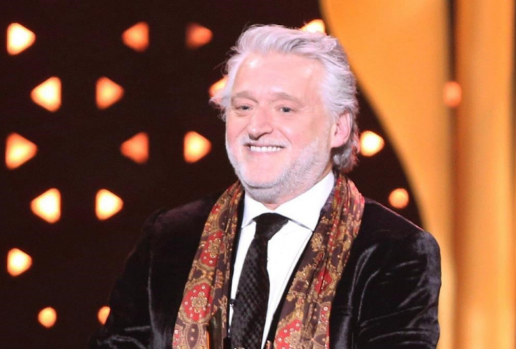 Gilbert Rozon, Founder, president, Just for Laughs, Icon Award, 2017, Canadian Screen Awards, Toronto,
