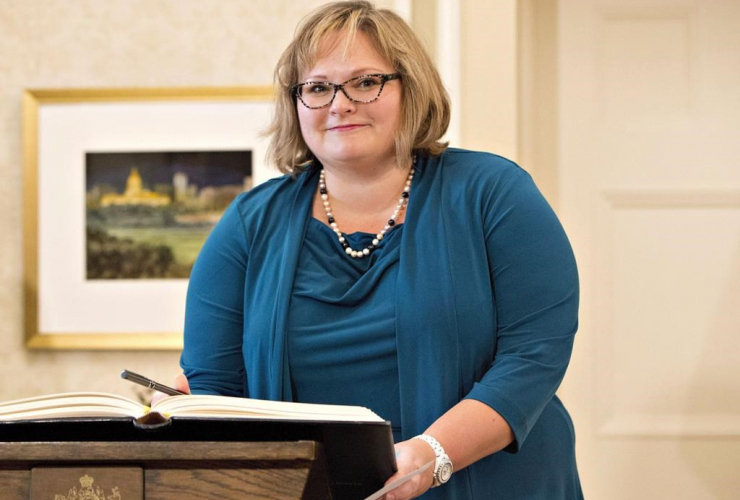 Sarah Hoffman, Alberta Deputy Premier, Edmonton,
