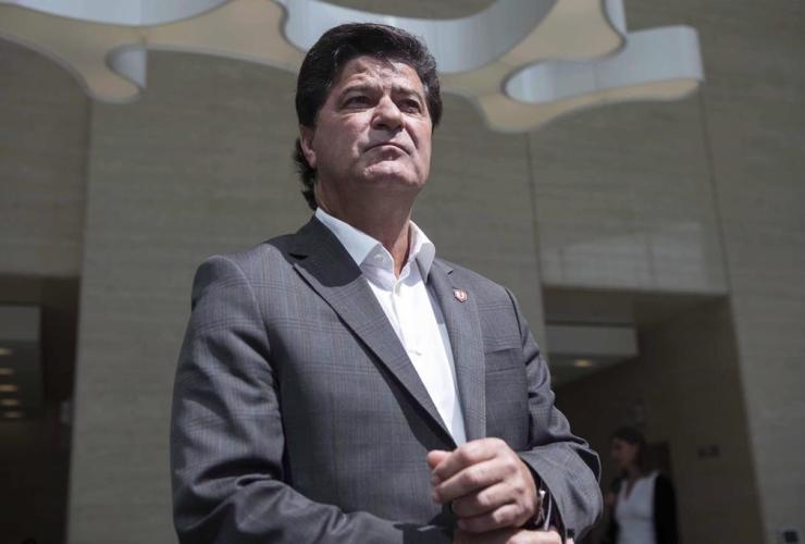 Unifor President, Jerry Dias,