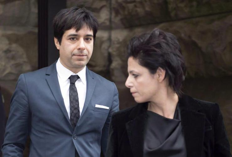 Jian Ghomeshi, Marie Henein