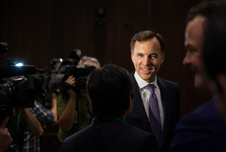 Bill Morneau, clean growth, Canada, climate change, energy, fossil fuel subsidies