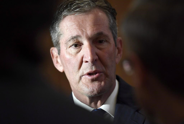 Manitoba Premier, Brian Pallister, Council of the Federation, meeting,