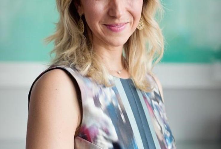 CEO Acetech Ontario, Jodi Kovitz,