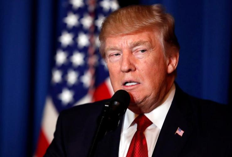 President Donald Trump, Mar-a-Lago, Palm Beach,