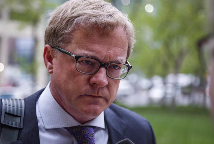 Alberta Education Minister, David Eggen, Calgary,