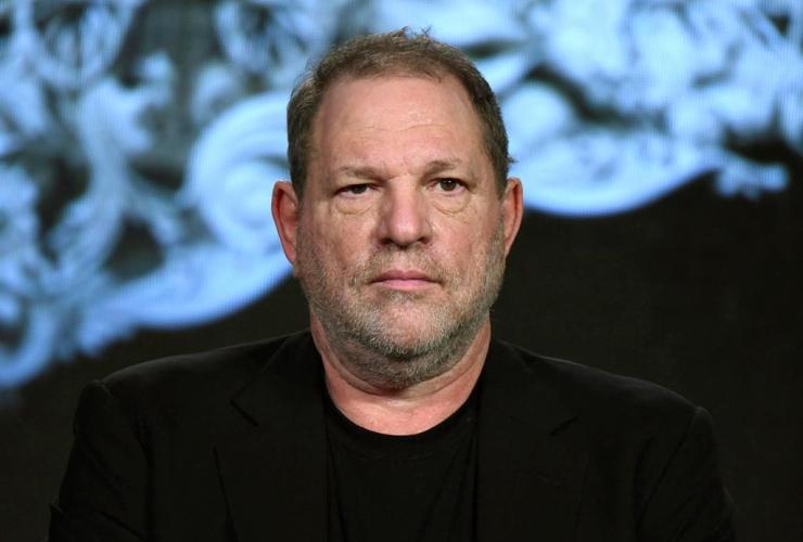 producer, Harvey Weinstein, Winter TCA, Pasadena,