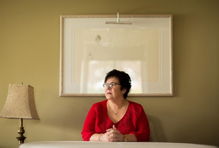 Linda Clayborne, forensic nurse,