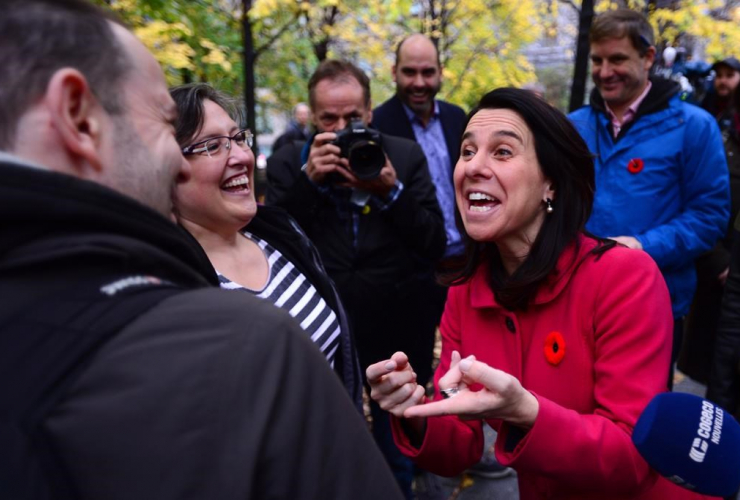 Valérie Plante, Montreal, mayor, environment, Broadbent Institute, Energy East, TransCanada