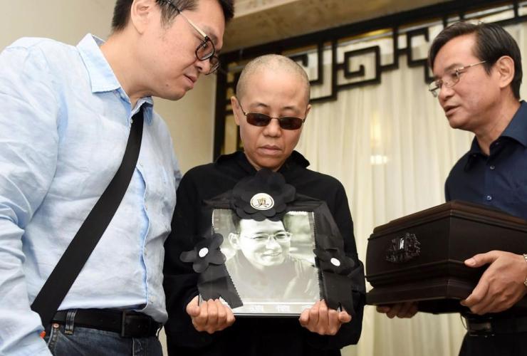 Liu Xia, Liu Xiaobo, Nobel Peace Prize, Chinese dissident