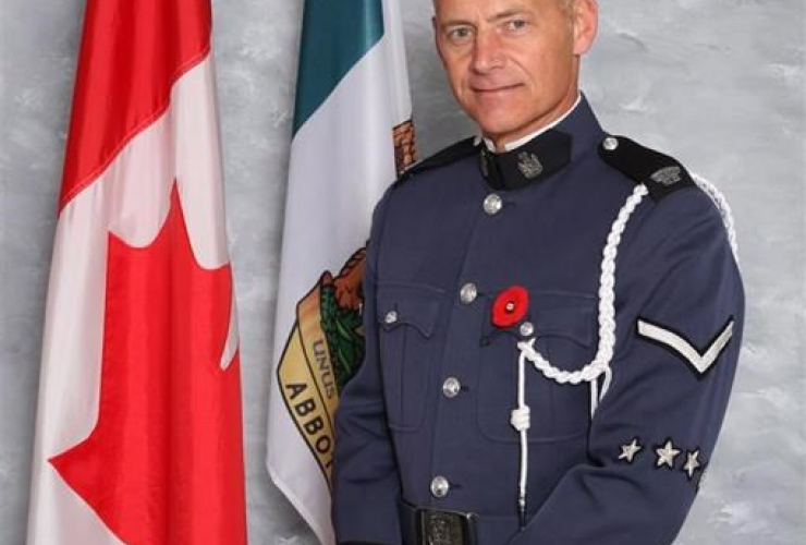 John Davidson, Abbotsford Police Department