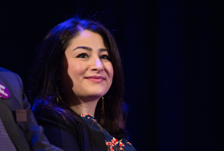 Maryam Monsef, Afghanistan, citizenship, passport