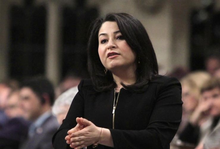 Minister of the Status of Women, Maryam Monsef, House of Commons,