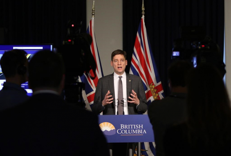 Attorney General David Eby, provincial referendum, electoral reform,