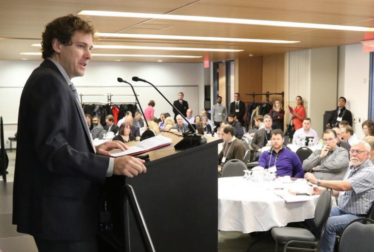 Matthew Johnson, Carleton University, methane, greenhouse gas emissions