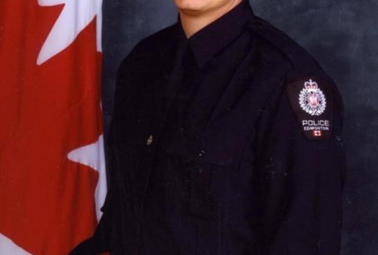 Edmonton Police Const. Michael Chernyk,