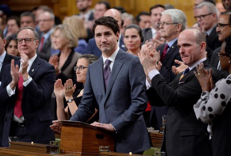 Justin Trudeau, apology, LGBTQ2,