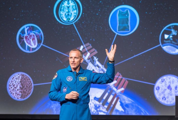 Canadian astronaut, David Saint-Jacques, mission, International Space Station, Canadian Space Agency, Saint Hubert,