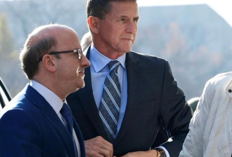 Mike Flynn, Donald Trump, Robert Mueller, Russia, U.S., FBI, Vladimir Putin