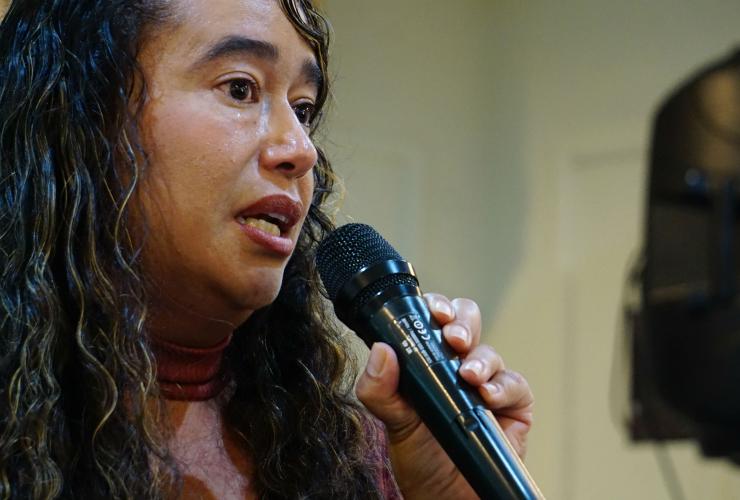 Amalia Lemus, CODIDENA, Guatemala, mining, Tahoe Resources, San Rafael