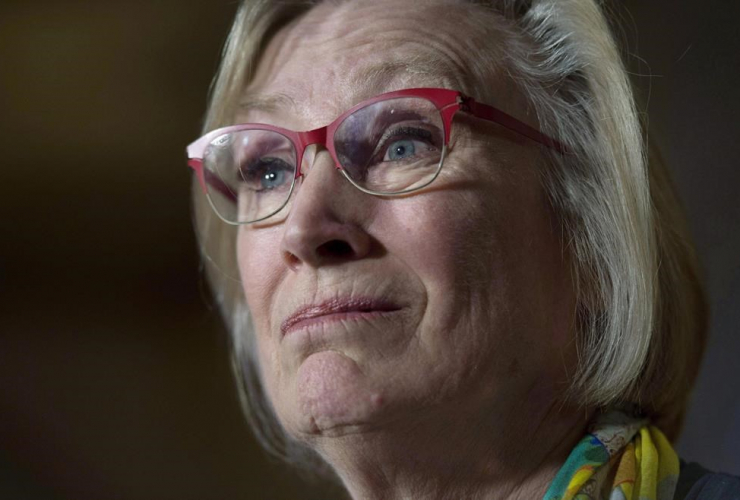 Crown-Indigenous Relations, northern Affairs Minister, Carolyn Bennett,
