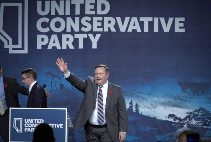 Jason Kenney, Alberta United Conservative Party,