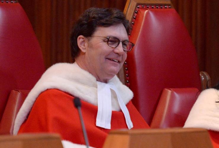 Justice Richard Wagner, Supreme Court, Ottawa
