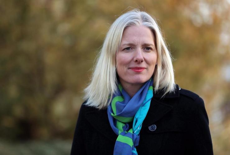 Environment Minister Catherine McKenna, Lake Ontario, Toronto, Great Lakes, water-quality funding,