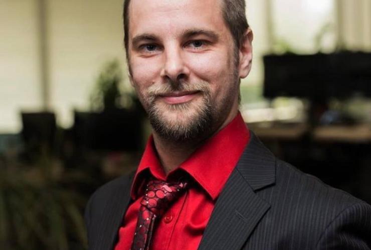 Animator, Jeff Saamanen,