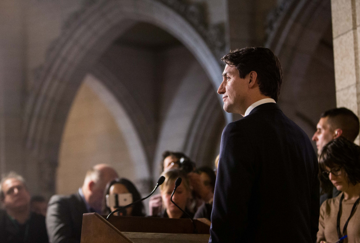 Justin Trudeau, Aga Khan, conflict of interest, ethics commissioner