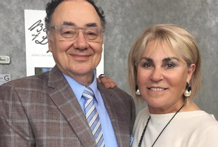 Barry Sherman, Honey Sherman, United Jewish Appeal,