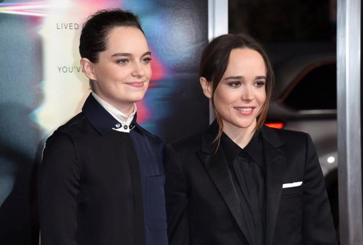 Emma Portner, Ellen Page, Flatliners, Ace Hotel, Los Angeles