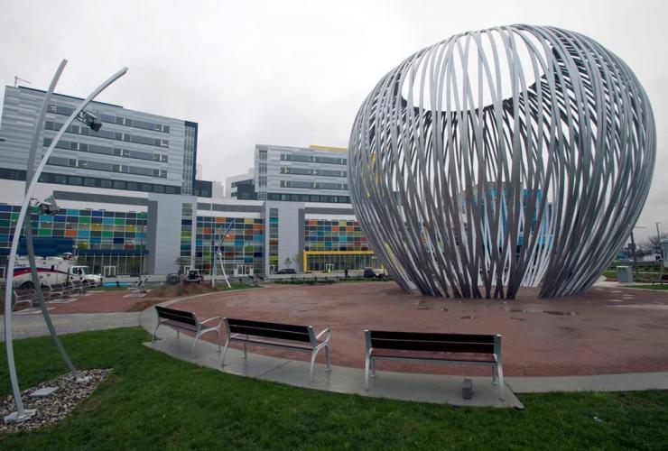 McGill University Health Centre, MUHC, super-hospital,