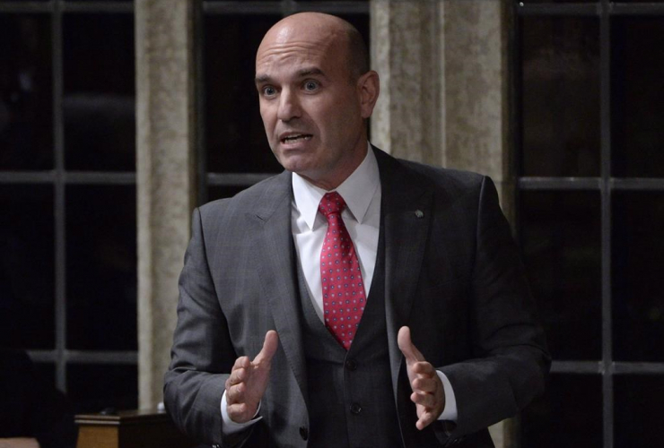 NDP MP Nathan Cullen, question period, House of Commons, Ottawa,
