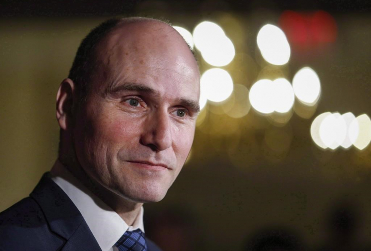 Jean-Yves Duclos, Minister of Families, Children and Social Development, Liberal cabinet retreat, Calgary,