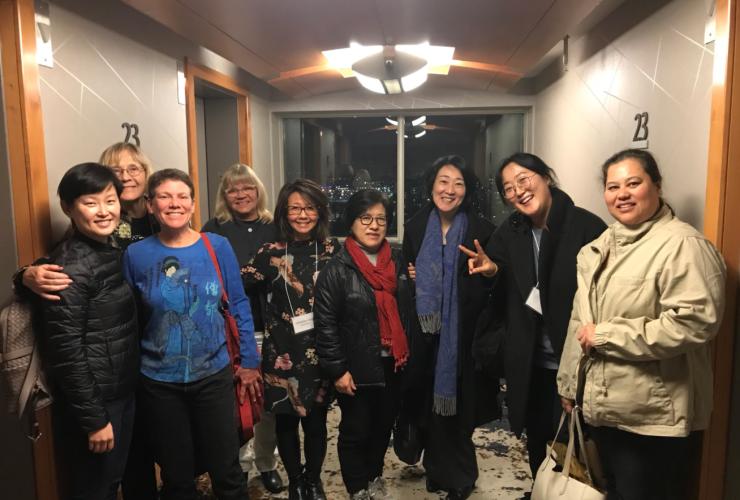 Nobel Women's Initiative, Women Cross DMZ, South Korea, North KOrea