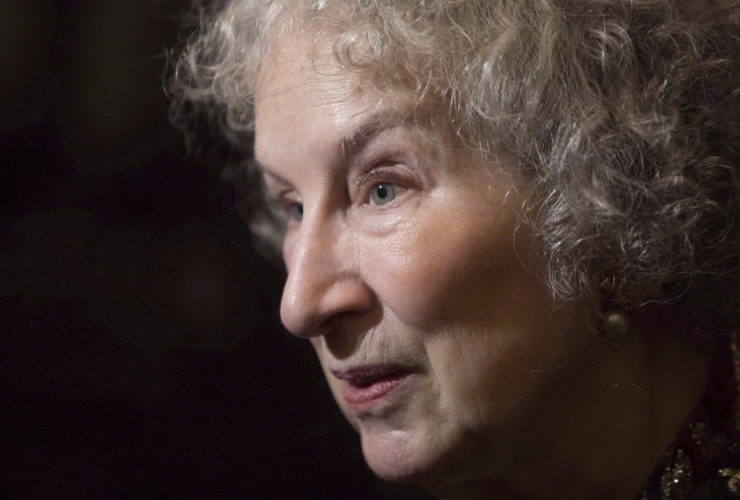 Margaret Atwood, #MeToo, Film Festival, Toronto