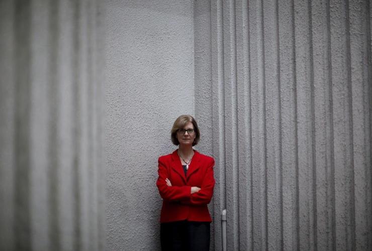 Seniors Advocate Isobel Mackenzie,