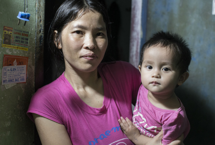 Oxfam International, Vietnam, wealth, poverty