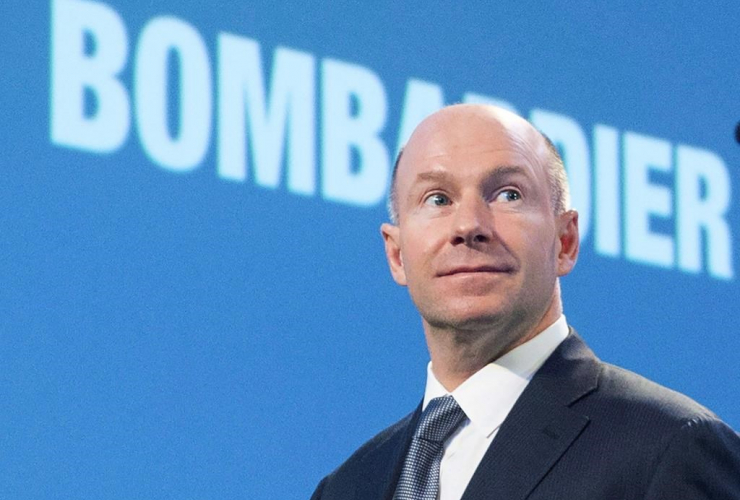 Bombardier, Alain Bellemare, Montreal,
