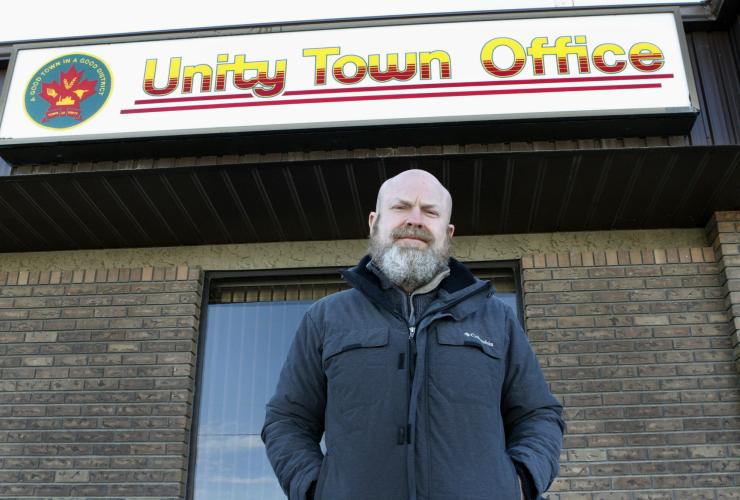 Carey Baker, Unity, Saskatchewan, Tervita