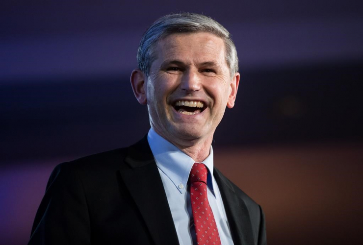 Andrew Wilkinson, elected, leader, British Columbia Liberal Party, Vancouver,