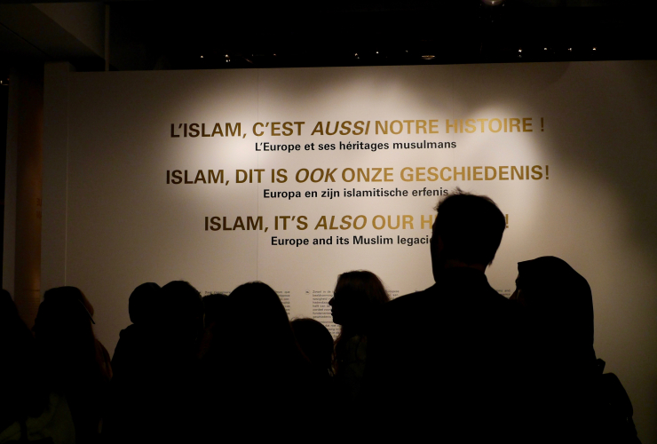 Brussels, European Union, history, Islam, Christianity, Islamophobia