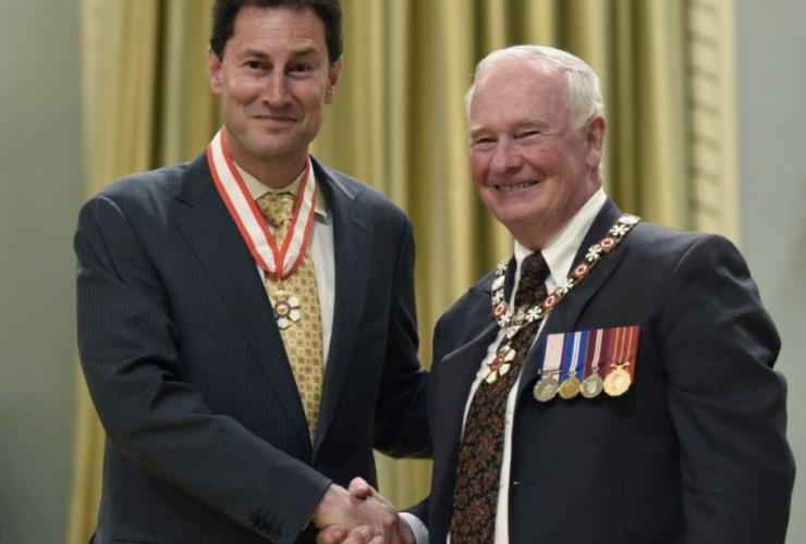 Steve Paikin, TVO, journalist, Toronto, Order of Canada