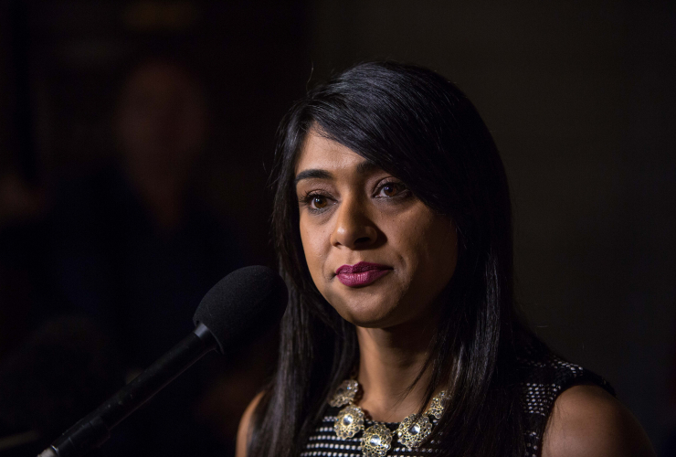 Bardish Chagger, Liberal House leader, House of Commons, Ottawa