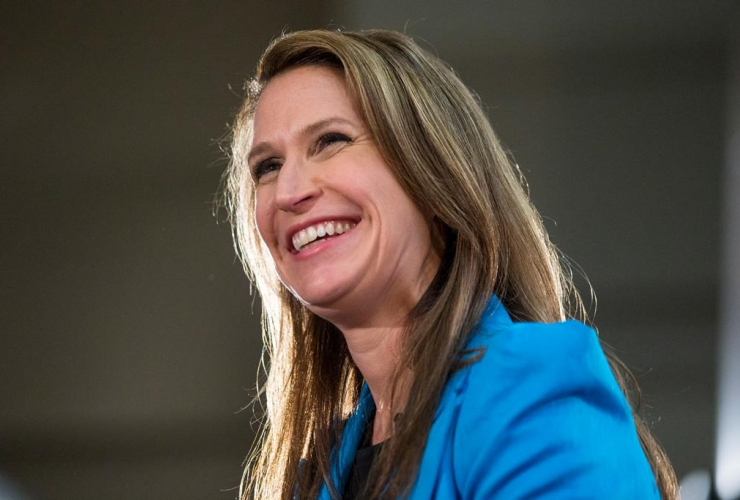 Ontario Progressive Conservative Party, Leadership candidate, Caroline Mulroney, Toronto,