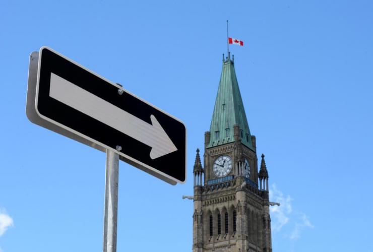 Peace Tower, Parliament Hill