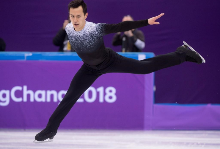 Patrick Chan, figure skating, Olympics, Winter Olympics, Pyongyang