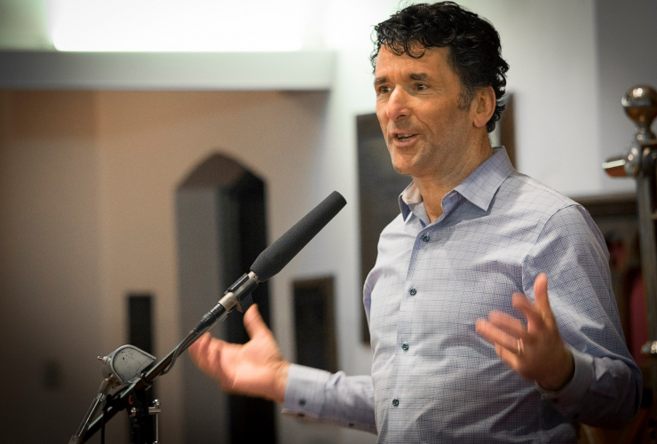 Paul Dewar was diagnosed with a brain tumour in February 2018, and had brain surgery on Feb. 14, he told followers on Facebook on Feb. 17, 2018. Photo from Facebook