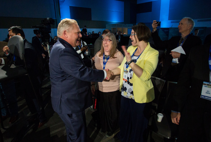 Doug Ford, Progressive Conservative Party of Ontario, Ottawa, Manning Networking Conference