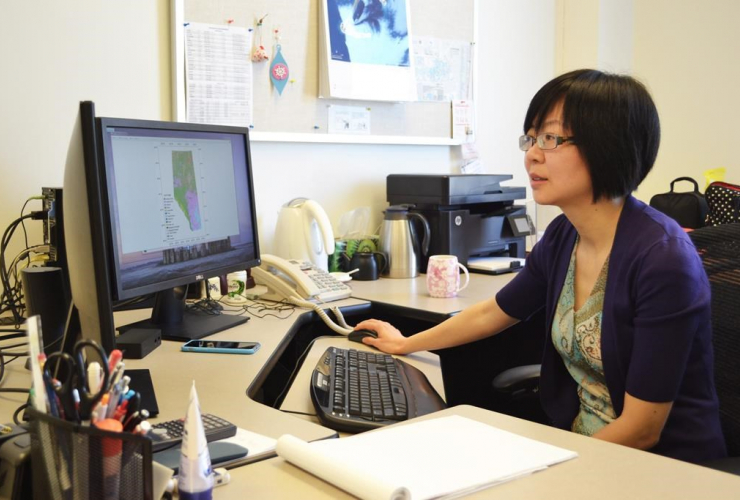 Dr. Xin Wang, University of Calgary,